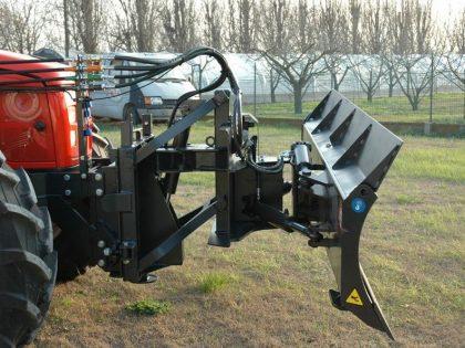 Навесное оборудование на трактора