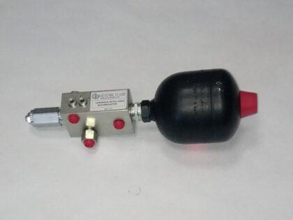 Гидроаккумулятор (ГА) Амкодор с блоком зарядки (14К0061А)